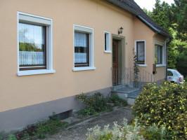 Blankenheim Fassadenanstrich Harald Klein, Malerbetrieb Außenbereich