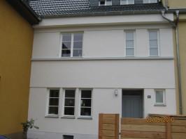 Fassadendämmung, Fassadenarbeit Klein, Köln Fassadenanstrich