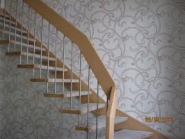 Treppenhaus Privathaushalt, Haushaltssanierung, Innenraumgestaltung Betrieb